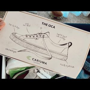 cariuma Shoes - OCA Cariuma Brazilian Sneakers